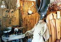Second World War Memorabilia and Farming Tools